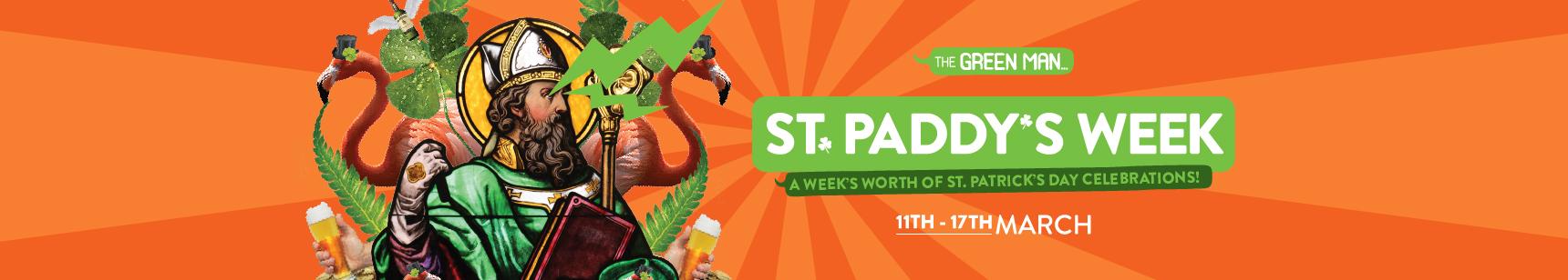 St Paddy's Week