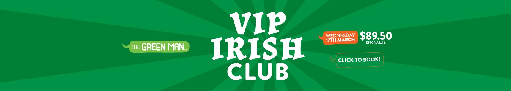 VIP Irish Club